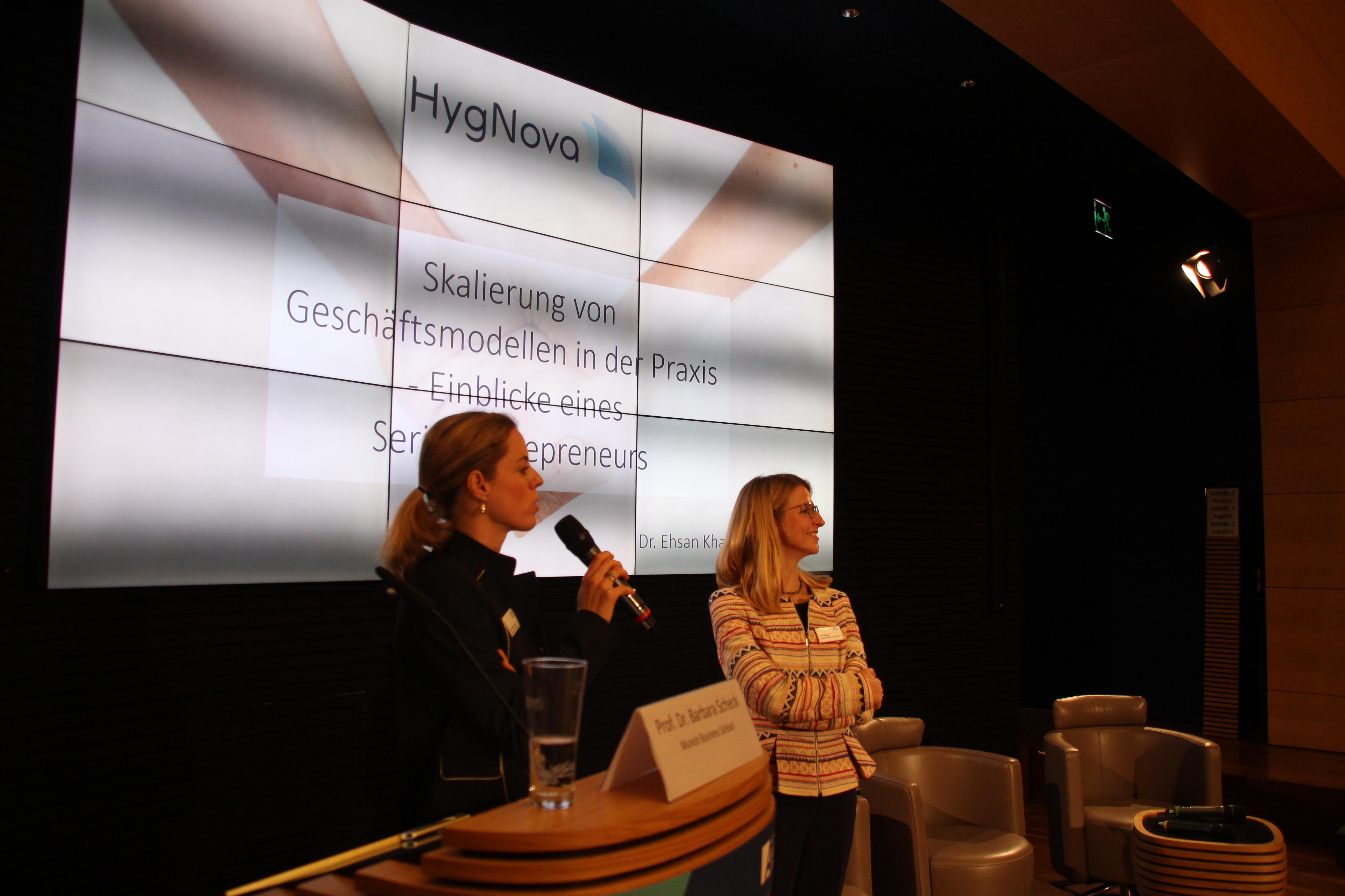 Impressionen: BMC-Diskussionsforum