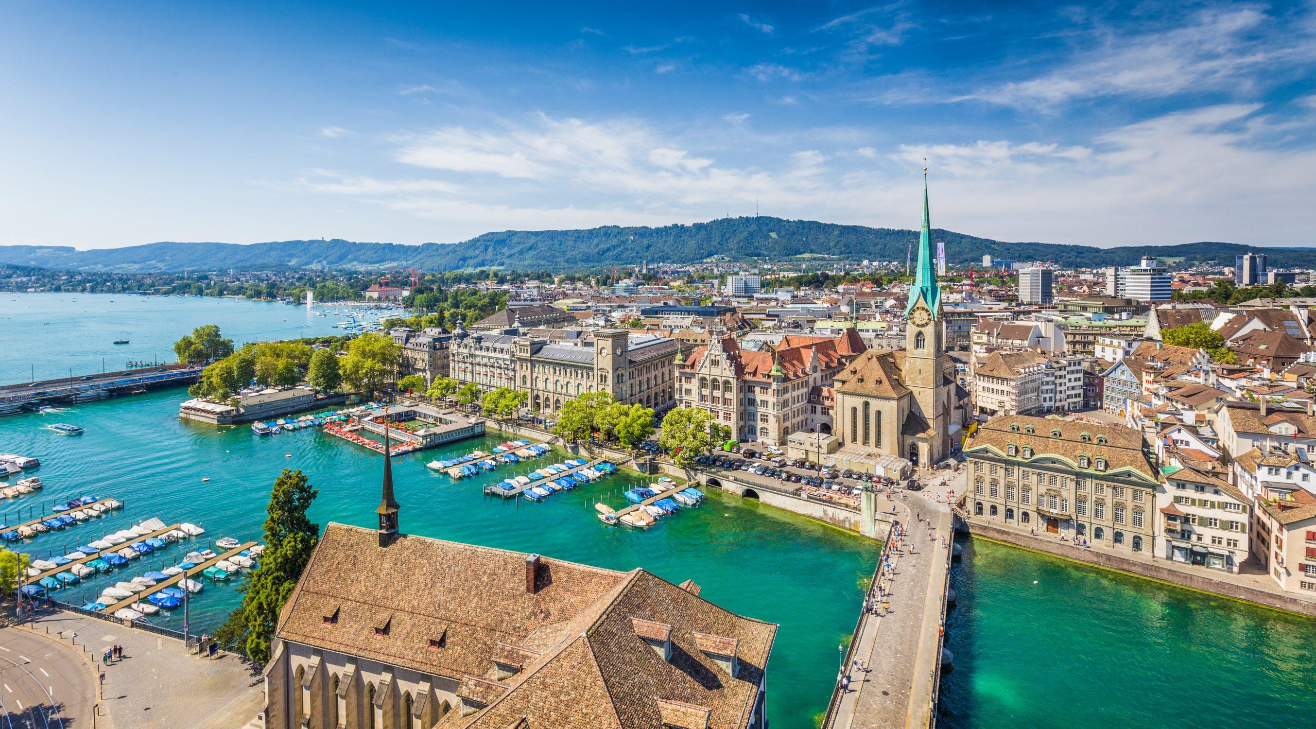 Studienreise nach Zürich
