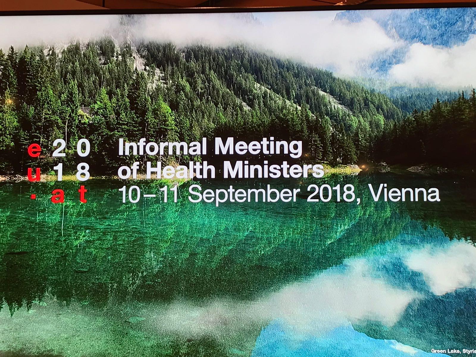 Volker Amelung und Patricia Ex zu Gast in Wien
